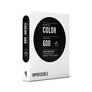 The Impossible Project | 600 Color Round Frame Instant Film | PRD-4157