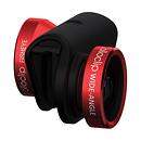 Olloclip | 4-in-1 Photo Lens for iPhone 6/6 Plus (Red) | OC-EU-IPH6-FW2M-RB