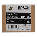 T850 UltraChrome HD Matte Black Ink Cartridge (80 ml)