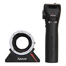 Aputure | DEC Wireless Focus & Aperture Controller Lens Adapter | DEC-MFT