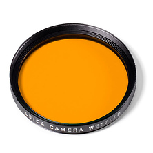 E39 Filter for S/M/T/X Lenses (Orange) Image 0