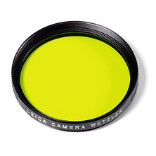 E39 Filter for S/M/T/X Lenses (Yellow) Image 0