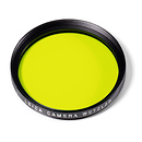 Leica | E39 Filter for S/M/T/X Lenses (Yellow) | 13062