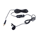 Savage | Lavalier Clip-On Omnidirectional Microphone | MIC-CELL