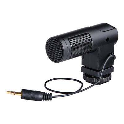 DSLR Stereo Microphone Image 0