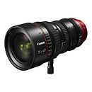 PL-Mount CN-E 15.5-47mm f/2.8 L SP/MOD Digital Cinema Zoom Lens with EF-Mount Conversion Parts
