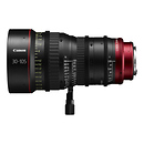 PL-Mount CN-E 30-105mm f/2.8 L SP/MOD Digital Cinema Zoom Lens with EF-Mount Conversion Parts