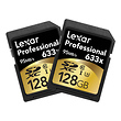 128GB Professional UHS-I/U3 SDXC Memory Card (2-Pack)