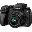 Lumix DMC-G7 Mirrorless Micro Four Thirds Digital Camera with 14-42mm Lens (Black)