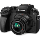 Panasonic Lumix DMC-G7 with 14-42mm Lens