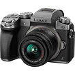 Lumix DMC-G7 Mirrorless Micro Four Thirds Digital Camera with 14-42mm Lens (Silver)