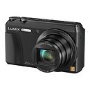 LUMIX DMC-ZS35 Digital Camera (Black) - Refurbished