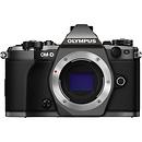 Olympus OM-D E-M5 Mark II Limited Edition Micro Four Thirds Digital Camera Body (Titanium)