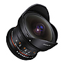 12mm T3.1 ED AS IF NCS UMC Cine DS Fisheye Lens for Nikon F Mount