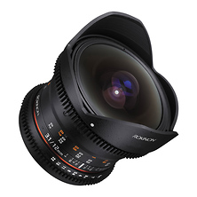 12mm T3.1 ED AS IF NCS UMC Cine DS Fisheye Lens for Sony E-Mount Image 0