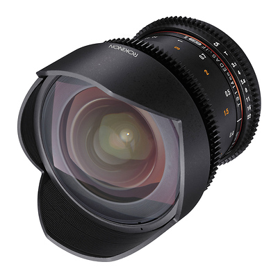14mm T3.1 Cine DS Lens for Canon EF Mount Image 0