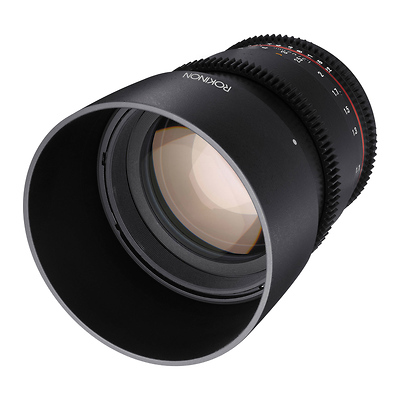 85mm T1.5 Cine DS Lens for Nikon F Mount Image 0