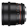 85mm T1.5 Cine DS Lens for Nikon F Mount Thumbnail 3