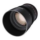 Rokinon | 85mm T1.5 Cine DS Lens for Sony E-Mount | DS85MNEX