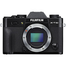 Fujifilm X-T10 Mirrorless Digital Camera Body (Black)
