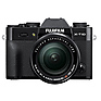 X-T10 Mirrorless Digital Camera with 18-55mm Lens (Black) Thumbnail 0