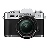 X-T10 Mirrorless Digital Camera with 18-55mm Lens (Silver) Thumbnail 0