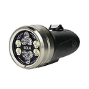 Light and Motion | SOLA Video 2100 S/F FC Black (2100 Lumens) Underwater Video Light | 850-0284-A