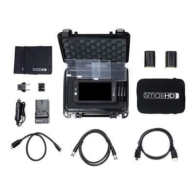 502 HDMI & SDI On-Camera Field Monitor Kit Image 0