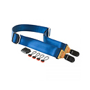 Peak Design | Slide Camera Strap Summit Edition (Navy with Caramel Leather) | SL-T-2