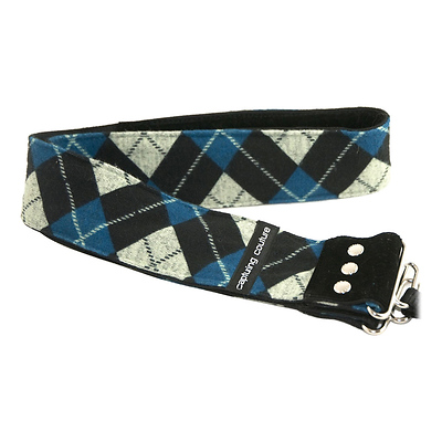 Joey 2 In. Camera Strap (Blue) Image 0