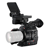 C300 Mark II Cinema EOS Camcorder Body with Dual Pixel CMOS AF (EF Lens Mount)
