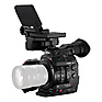 C300 Mark II Cinema EOS Camcorder Body with Dual Pixel CMOS AF (EF Lens Mount) & Atomos Shogun Inferno Bundle