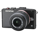 Olympus E-PL6 Mirrorless Micro Four Thirds Digital Camera with 14-42mm Lens (Black)