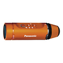 Panasonic | HX-A1 Wearable HD Action Cam (Orange) | HX-A1MD