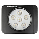 Manfrotto | Lumie Art On-Camera LED Light (Black) | MLUMIEART-BK