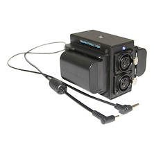 Pro Series Power Grid & XLR Audio Box for Blackmagic Pocket Camera Image 0
