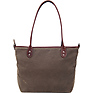 The Capri Leather Tote Bag (Field Tan) Thumbnail 0