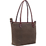 The Capri Leather Tote Bag (Field Tan) Thumbnail 2