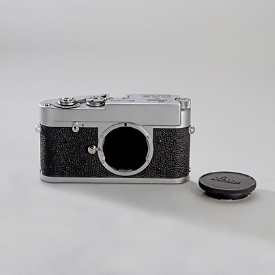 MD Camera Body (Chrome) - Used Image 0