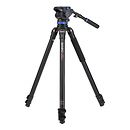 Benro | S7 Video Tripod Kit with A373F Aluminum Legs | A373FBS7