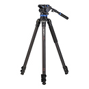 Benro | S7 Video Tripod Kit with A373F Carbon Fiber Legs | C373FBS7
