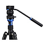 HFTA18CS2H Hybrid Carbon Fiber Tripod with S2H Pan/Tilt Head Thumbnail 3