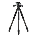 Induro | CLT203 Classic Series 2 Stealth Carbon Fiber Tripod with PHQ1 5-Way Panhead | CLT203PHQ1