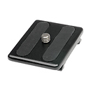 Induro | QR-0 Slide-In Quick Release Plate for DM-Series Heads (1.6 In.) | QR0