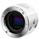 Olympus Air A01 Lens-Style Mirrorless Digital Camera Body (White)