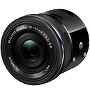 Air A01 Lens-Style Mirrorless Digital Camera with 14-42mm EZ Lens (Black)