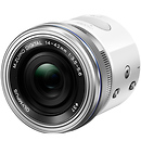 Olympus Air A01 Lens-Style Mirrorless Digital Camera with 14-42mm EZ Lens (White)