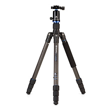 FTA28CV1 Travel Angel Series 2 Carbon Fiber Tripod with V1E Ball Head Image 0