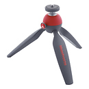 Manfrotto | PIXI Mini Table Top Tripod (Red & Gray) | MTPIXI-RD
