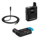 Sennheiser | AVX Camera-Mountable Lavalier Pro Wireless Set (MKE2 Lavalier) | AVX-MKE2 SET-4-US